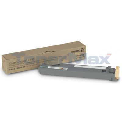 XEROX PHASER 7800 WASTE CARTRIDGE